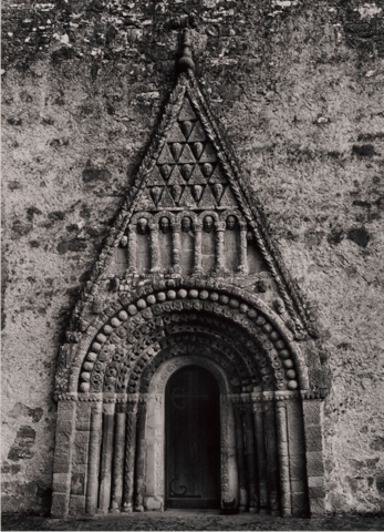 Clonfert, Romanesque Door, Ireland