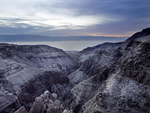 Dragot Canyon & Dead Sea