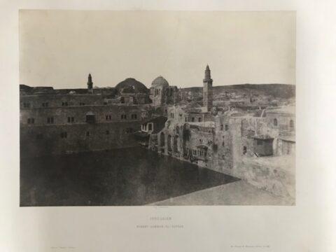Birket-Hammam-El-Batrak, Jerusalem