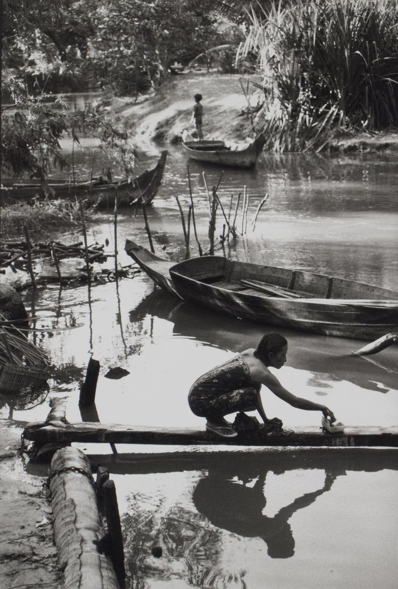 Les Bords de la Riviere Siem Reap