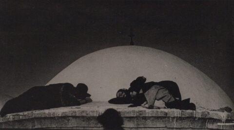 Lag Ba'omer on the Tomb of Rabbi Shimon Bar Yohai, Meron
