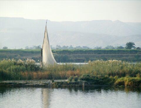 Felucca on Nile