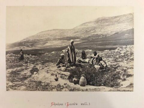Shechem (Jacob's well)