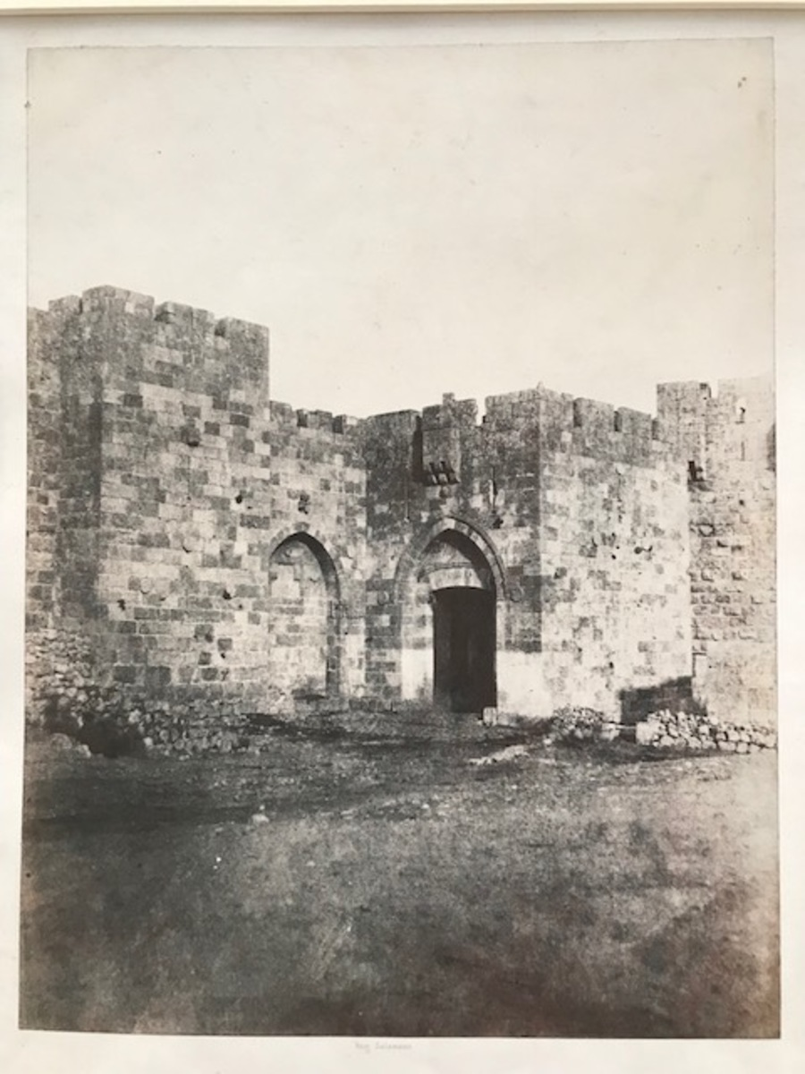 Porte de Jaffa (Jaffa gate)