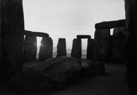 Sunrise, Stonehenge 1970