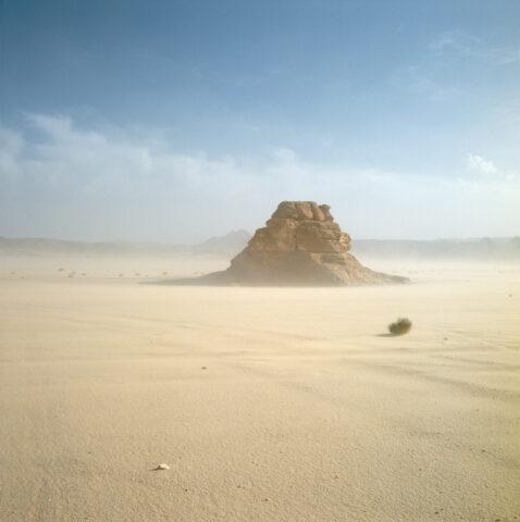 Sandstorm, Sinai