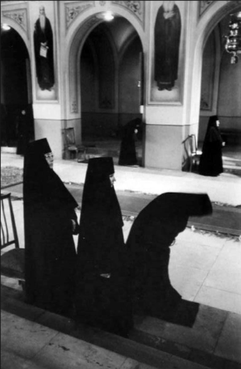 Nuns, Jerusalem