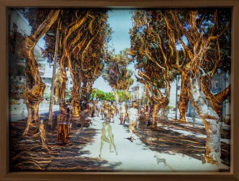Rothschild Boulevard, Tel-Aviv
