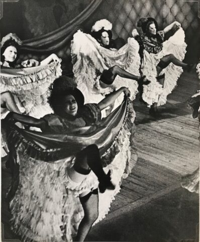 Cancan, 1940's