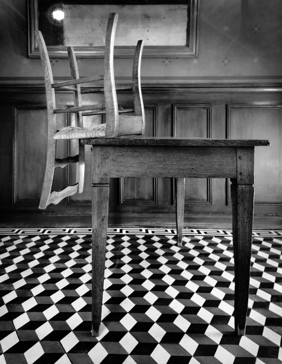Vincent Van Gogh's Chair, Auberge Ravoux