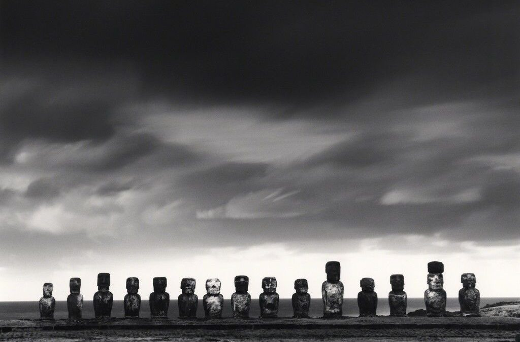 Michael Kenna Captures the History of a Place Through Long Exposure Photography