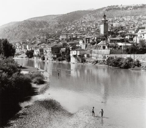 Vardar River at Titov Veles