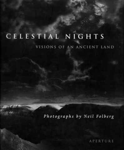 Celestial Nights, autographed book (out-of-print)