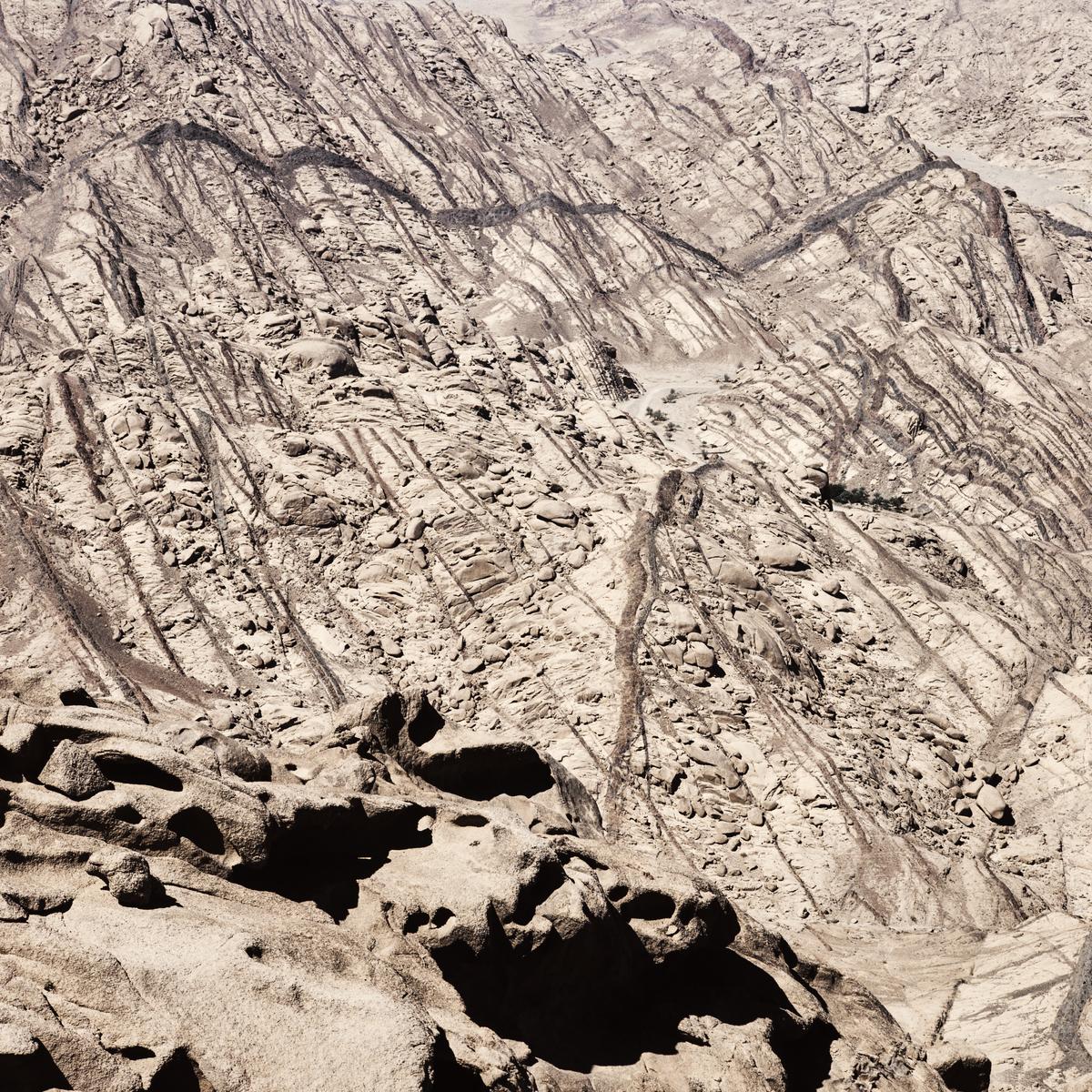 Dikes in Sinai (Wadi Natzeb)